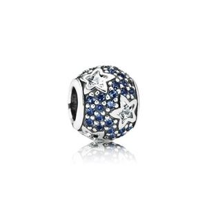 "Pandora ""Follow the Stars"" Charm 100% AUTH"